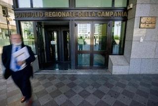 Covid, dipendente positivo: chiusa la sede del Consiglio Regionale della Campania