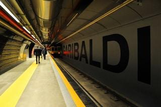 Trasporti Napoli, treni interrotti per 2 ore sulla Linea 1 della metro tra Garibaldi e Dante