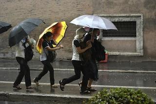 Meteo Napoli e Campania: maltempo nel fine settimana 19-20 ottobre, poi torna il caldo