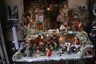 Natale 2019 Napoli, a San Gregorio Armeno il presepe incontra la realtà virtuale