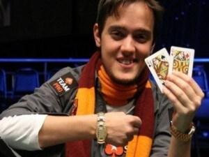 Dario Minieri Team Pro Pokerstars