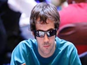 Il campione di poker Jason Mercier