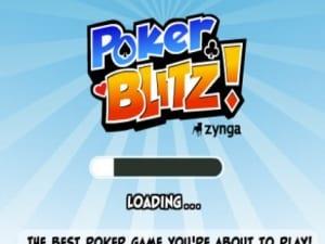 Poker Blitz il poker su facebook