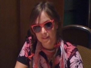 Irene Baroni è stata la prima a dare la notiia