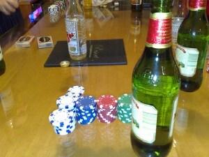 poker beer