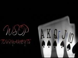 WSOP Logoblack