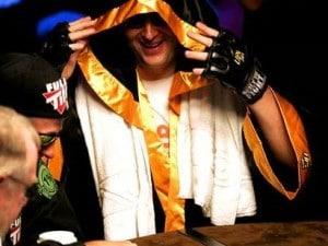 Phil Hellmuth WSOP 2010