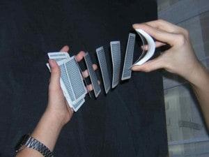 giochi prestigio carte