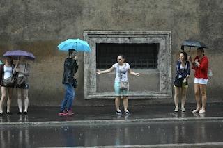 Previsioni meteo Roma e Lazio 16 luglio: allerta maltempo, brusco calo delle temperature