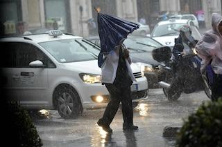 Allerta meteo a Roma e nel Lazio mercoledì 27 novembre: piogge e venti di burrasca