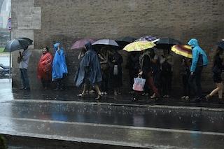 Previsioni meteo Roma 30 ottobre: tornano pioggia e temporali, temperature giù di 10 gradi