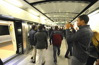 Metro C di Roma, chiusa tratta tra Grotte Celoni e Pantano per guasto: attivi bus sostitutivi