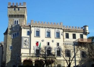 L'Osservatorio Astronomico di Trieste, di cui Margherita Hack è stata a lungo direttrice.