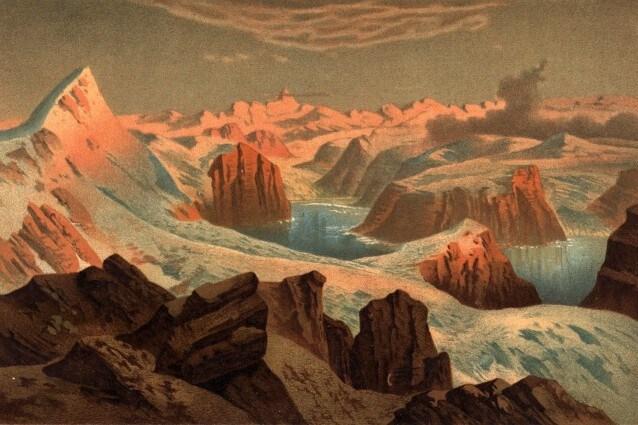 scioglimento ghiacci groenlandia