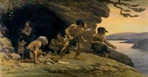 cacciatori raccoglitori