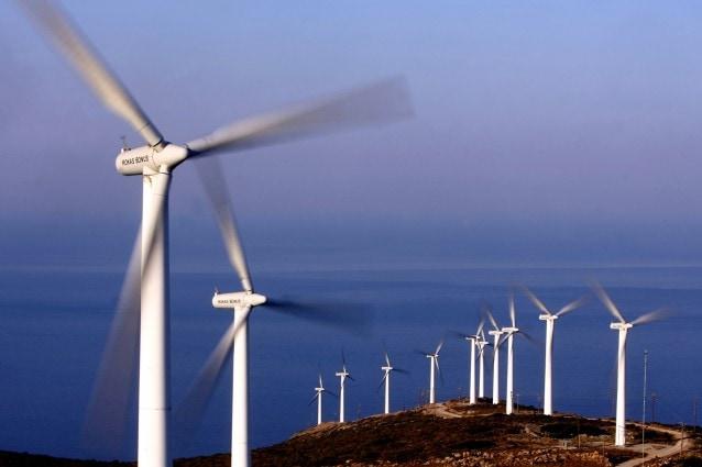 energia eolica via per il futuro