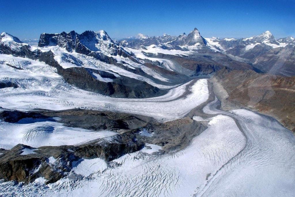 scioglimento ghiacciai alpini