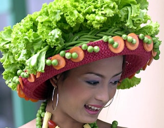 L'irresistibile ascesa dei vegetariani