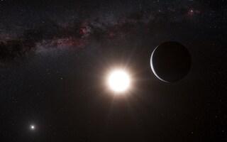 Su Alpha Centauri ci porteranno Stephen Hawking e Mark Zuckerberg?