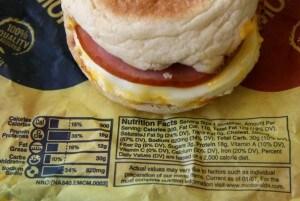 Dieta calorica