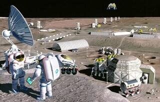 L'Eldorado del futuro è sulla Luna