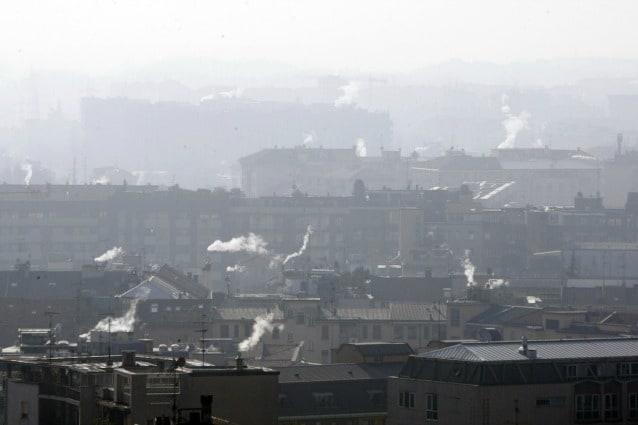 in italia l aria e malata di smog