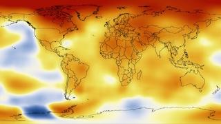 Riscaldamento globale, il 2012 è stato un altro anno da record