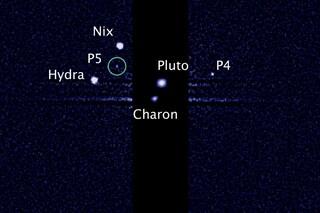 """""""Aiutateci a trovare un nome per le Lune di Plutone"""""""
