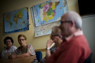 Un prelievo del sangue per scoprire l'Alzheimer