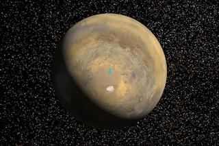 Su Marte c'era acqua potabile: sul Pianeta Rosso si poteva vivere