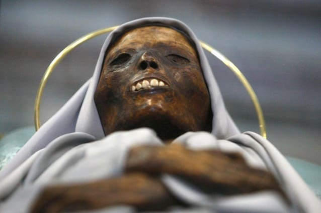 tac su mummia