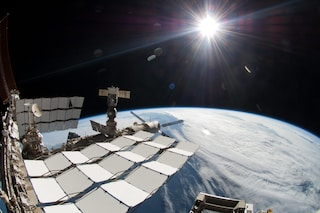Dallo spazio una prova sulla natura della materia oscura