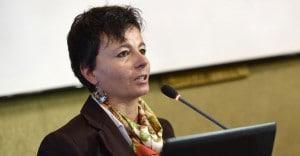 Il neoministro Maria Chiara Carrozza.