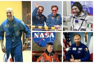 Storie di italiani spaziali