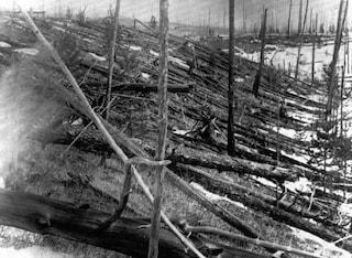 Un frammento da Tunguska risolverà un mistero di cento anni?
