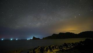 Un terzo dell'umanità non può vedere la Via Lattea