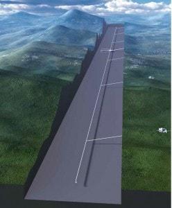 Il tunnel che costituirà l'ILC sarà lungo 31 chilometri.
