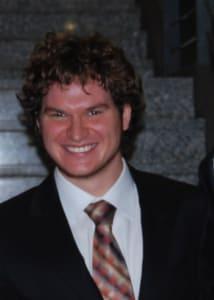 Lorenzo Ferrario, giovanissimo dipendente di D–Orbit,