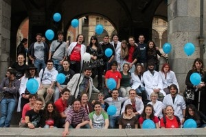La manifestazione di Pro–Test di qualche giorno fa a Milano.