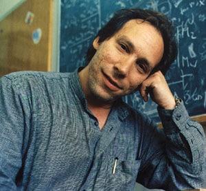 Il fisico e cosmologo Lawrence Krauss.