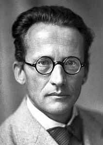 Erwin Schrödinger negli anni '20.