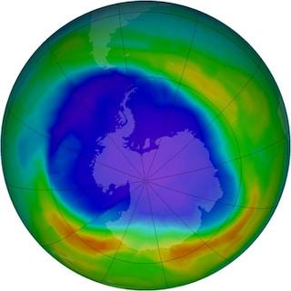 Come sta lo strato di ozono?