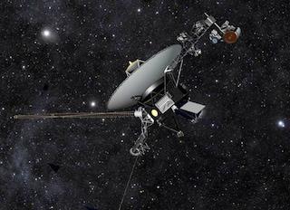 Voyager 1 è entrata nell'infinito