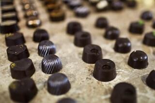 Stampa in 3D di un cioccolatino: tecnologia, arte e golosità