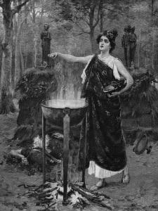 Anche Medea fu una maga