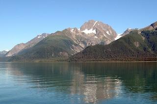 Lo scioglimento dell'Alaska nel confronto fotografico