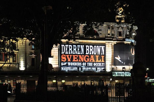 Derren Brown a Londra