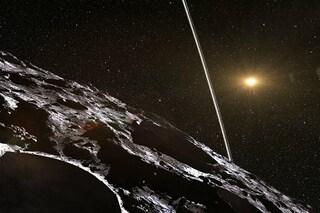 Chariklo, il primo asteroide con gli anelli