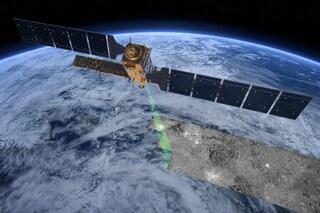 Sentinel-1A, il satellite che ci fa la guardia dallo spazio