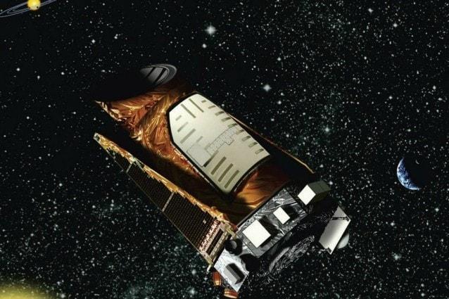 Rappresentazione artistica di Kepler